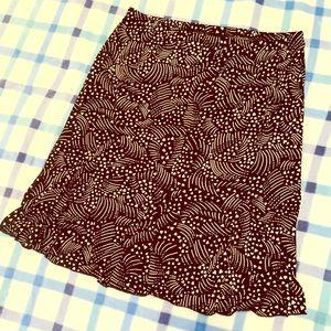 Briggs New York Skirt Size Large